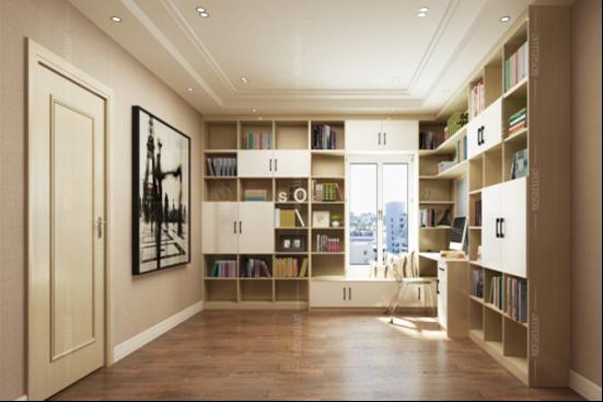 都市系列书柜 家居设计中的亮点图片