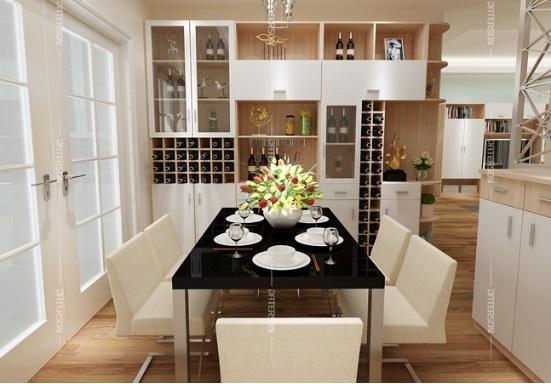 酒柜也要现代风格;80后现代装修风格则适合搭配极简