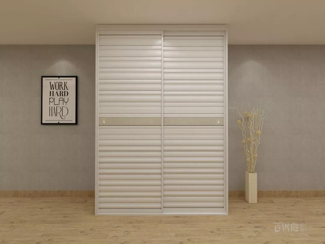 最新推拉门衣柜效果图欣赏 推拉门衣柜尺寸标准是什么