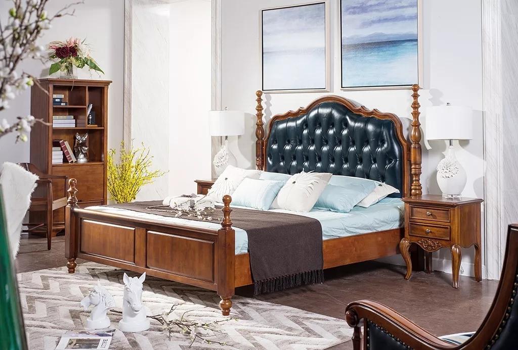 这样的美式卧室装修风格,连邻居都想窥探究竟